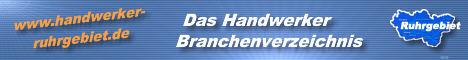 Handwerker - Verzeichnis für das Ruhrgebiet.